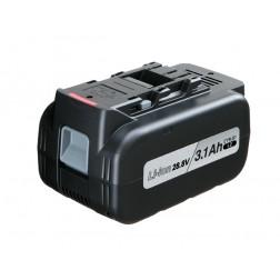 Acumulator Panasonic  EY9L81B 28,8V-3,1Ah, Li-ion